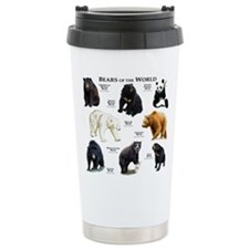 Bears of the World Travel Mug