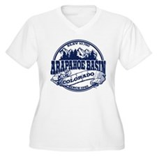 A-Basin Old Circle Blue T-Shirt