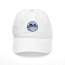 A-Basin Old Circle Blue Baseball Baseball Cap