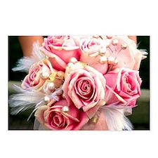 Wedding Flowers Postcards (Package Of 8)
