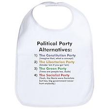 Political Party Bib