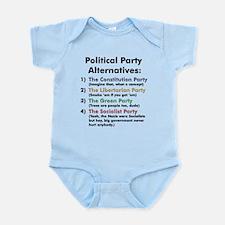 Political Party Body Suit