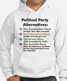 Political Party Hoodie