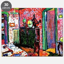 Kandinsky: Interior, My Dining Room Puzzle
