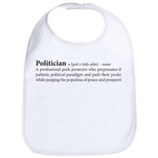 Politician Bib