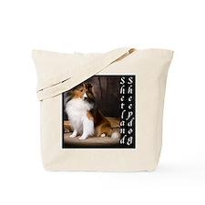 Sheltie - Shetland Sheepdog Tote Bag