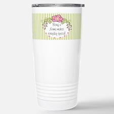 Unique Nonna Travel Mug