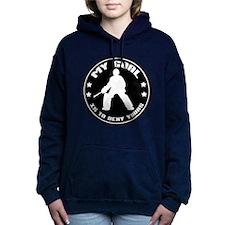 My Goal, Field Hockey Goalie Hooded Sweatshirt