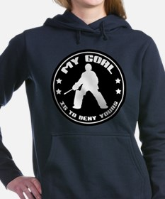 My Goal, Field Hockey Goalie Hooded Sweatshirt