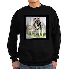 Unique Weave poles Sweatshirt
