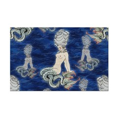 Little Rococo mermaid Posters