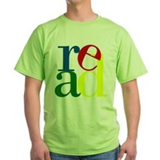 Read - Inspirational Education T-Shirt