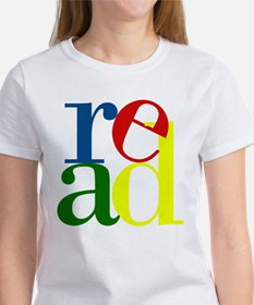 Read - Inspirational Education Tee