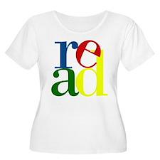 Read - Inspirational Education T-Shirt