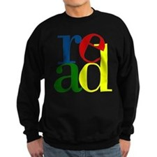 Read - Inspirational Education Sweatshirt