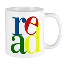 Read - Inspirational Education Mug
