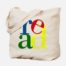 Read - Inspirational Education Tote Bag