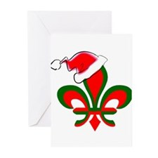 Merryfleurdelis Greeting Cards