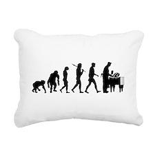 Butcher Evolution Rectangular Canvas Pillow