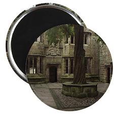 Skipton Castle Courtyard Magnet