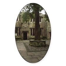 Skipton Castle Courtyard Decal