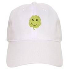 Happy Durian cute fruit with a smile Baseball Cap