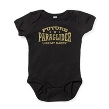 Future Paraglider Like My Daddy Baby Bodysuit
