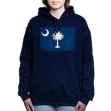 South Carolina State Flag Hooded Sweatshirt