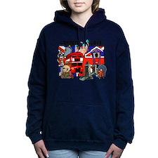 London Love Hooded Sweatshirt
