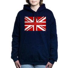 Liverpool England Hooded Sweatshirt