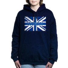 Wigan England Hooded Sweatshirt