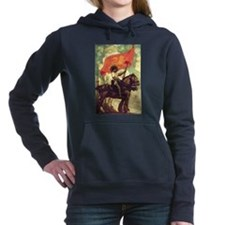 Joan of Arc Hooded Sweatshirt