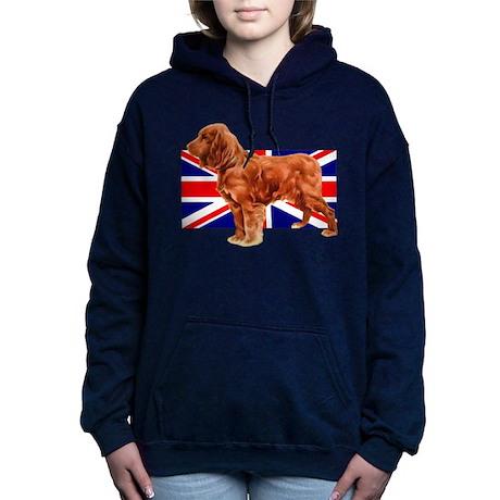Cocker Spaniel Hooded Sweatshirt