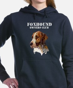 Foxhound Owners Club Women's Hooded Sweatshirt