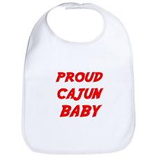 PROUD CAJUN BABY Bib