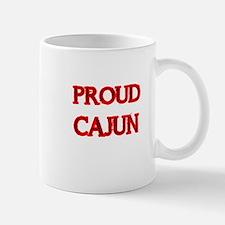 PROUD CAJUN Mugs