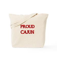 PROUD CAJUN Tote Bag