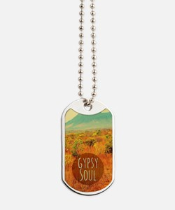 Gypsy Soul  Dog Tags