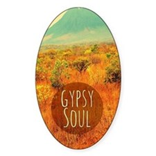 Gypsy Soul  Decal
