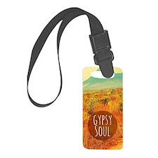 Gypsy Soul  Luggage Tag
