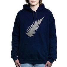 Silver Fern Aotearoa Hooded Sweatshirt