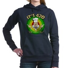 It's 420 Let's all Toke! Hooded Sweatshirt
