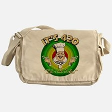 It's 420 Let's all Toke! Messenger Bag
