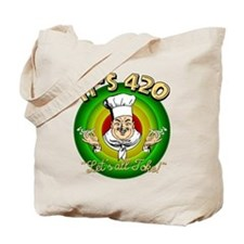 It's 420 Let's all Toke! Tote Bag