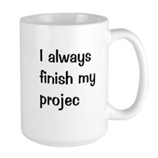 Funny Project Manager Mugs