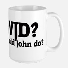 What would John do? Mugs