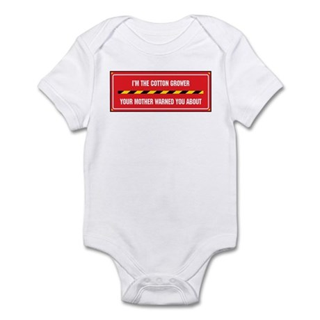 I'm the Cotton Grower Infant Bodysuit