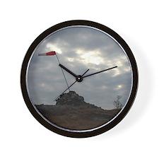 Brace Mountain Summit Wall Clock