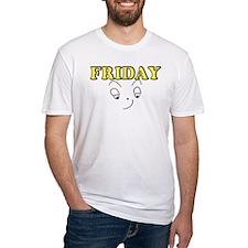 Friday funny face T-Shirt