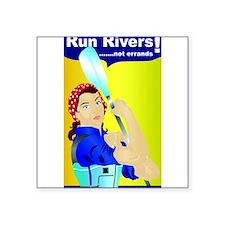Rosie the River Runner Sticker
